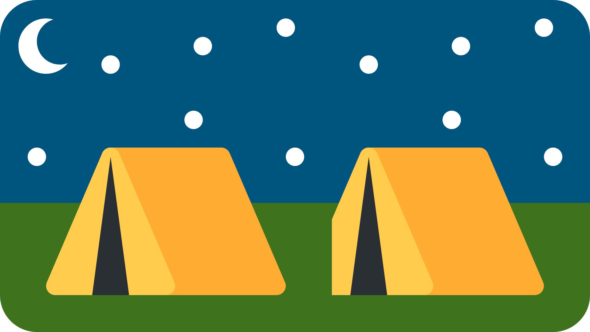 キャンプ場検索アプリ