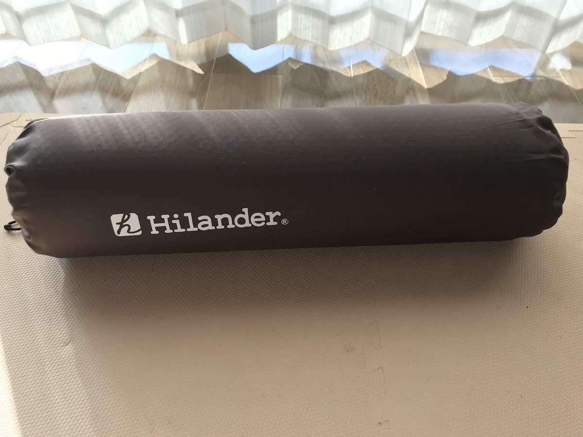 ハイランダーインフレータブルマット厚み5cm