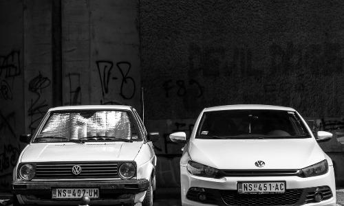 カーシェアとレンタカー